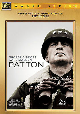 Patton (DVD,  2-Disc Set, Special Edition Gold O-Ring) George C. Scott  (#367)