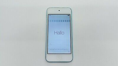 Apple iPod touch 5th Generation Blue (16GB) Damaged LCD Bad Touch T2195