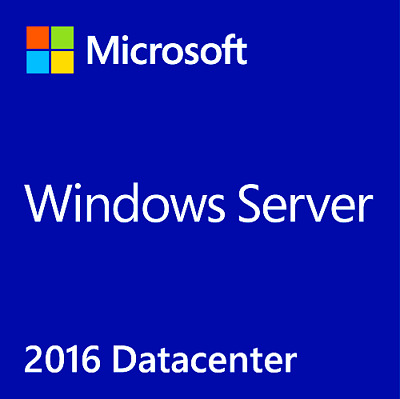 Windows Server 2016 DataCenter Full Retail Version License Key