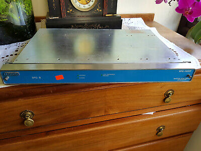 Leitch SPG B 1500P Master Synch Pulse Generator