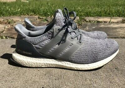 2d739d5e5673f ADIDAS ULTRA BOOST 3.0 Mystery Grey  with box  Men 11.5 -  69.99 ...