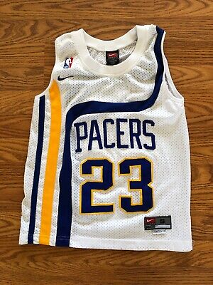 0756d56f0922 RON ARTEST  91 Indiana Pacers Authentic Jersey Reebok Size 4xl 1DAY ...