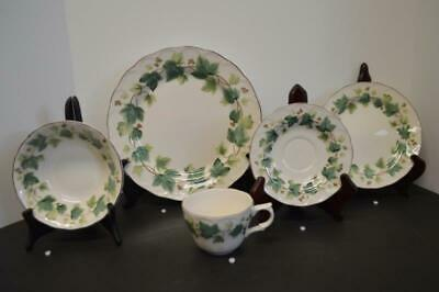 Nikko Greenwood Casual Living Tableware Dinner Plate Salad Bowl Saucer Cup Ivy