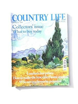 Country Life - Collectors Issue - What to buy today June 6th 2018