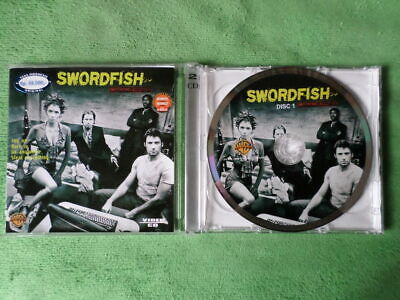 Swordfish. 2-CD Video Compact Disc Set. 2001. Distributed In Indonesia.