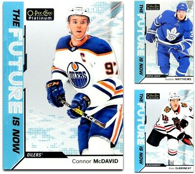 2018-19 OPC Platinum The Future Is Now **** PICK YOUR CARD **** From The LIST