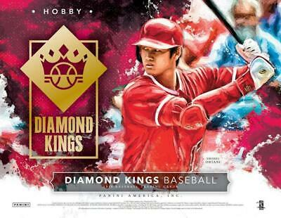 PHILADELPHIA PHILLIES 2019 Diamond Kings Baseball 12Box Case Break #5