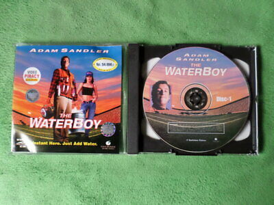 The Waterboy. 2-CD Video Compact Disc Set. Distributed In Indonesia