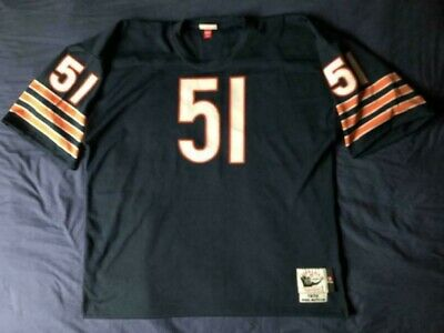 399acb189d9 Men's Mitchell & Ness NFL Chicago Bears 1970 jersey Dick Butkus #51 size 56