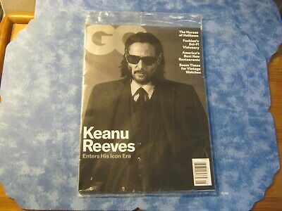 GQ MAGAZINE May 2019 KEANU REE4VES ENTERS HIS ICON ERA Best New Restaurants NEW