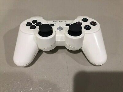 SONY Dualshock 3 Wireless Controller for PlayStation 3 - White Preowned
