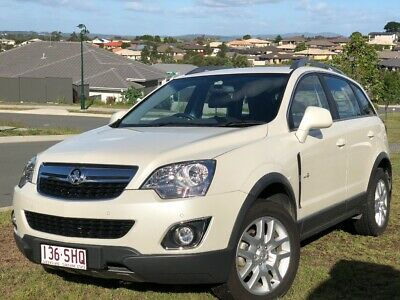 2012 Holden Captiva 5, low kms