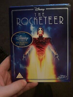 The Rocketeer (Blu-Ray) ABC, Disney