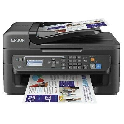 Epson WorkForce Wireless Inkjet MFC Printer WF-2630