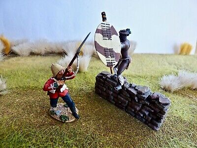 "Britains Zulu War 20102. ""the Bayonet"" Fight For The Kraal."