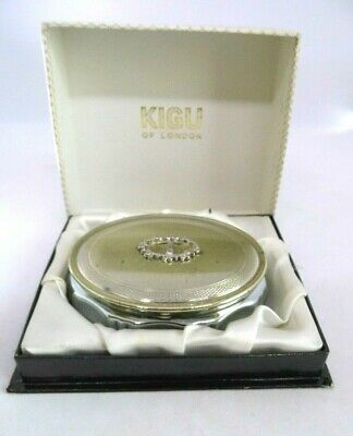 Vintage KIGU Musical Compact in Box