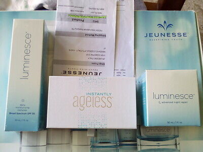 Jeunesse LUMINESCE Crema notte-Giorno- Instantly Ageless/Daily- Night-Instantly