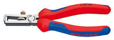 Knipex 11 02 160 Wire Insulation Strippers Stripping Pliers 12299