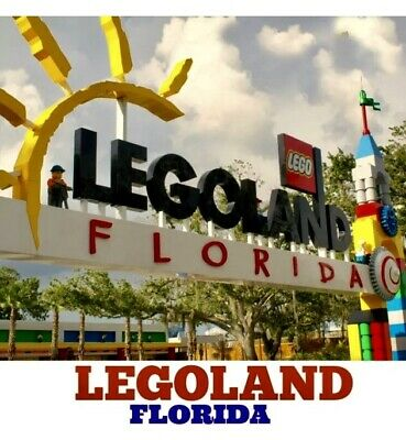 LEGOLAND FLORIDA TICKETS $42 Or $65 With Water Park PROMO DISCOUNT SAVINGS TOOL