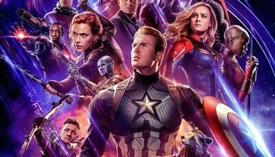 2 Avengers Endgame Tickets Opening night Raleigh NC Raleigh Grande Movie Theater