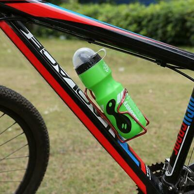 Portable 600ML Bicycle Water Bottle Sports Camping Cycling Flask Bike Kettle Cup