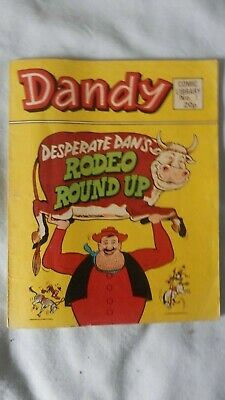DANDY comic picture library No 1 (1983)