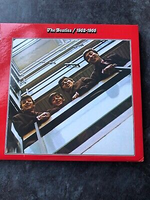 music cd.The Beatles/1962-1966.