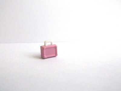 Vintage Polly Pocket suitcase Figure for Polly In Paris Figure Excellent Cond
