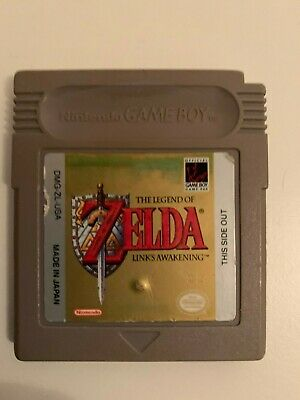 Game Boy The Legend of Zelda Link's Awakening DMG-ZL-USA