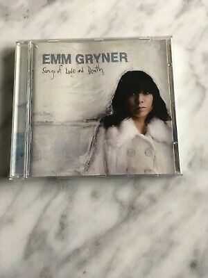 Emm Gryner - Songs of Love and Death - Emm Gryner CD