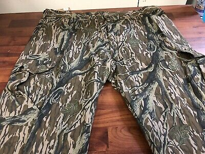 305c57f136378 VTG Mossy Tree Stand Wolfe Mountain Pants USA 2 XL Still Has Original Tags