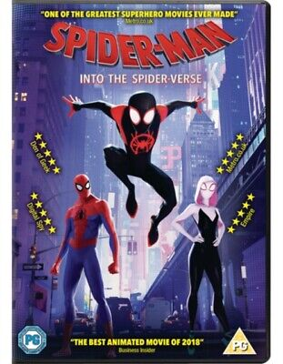 Spiderman Into The Spiderverse, 5035822383234