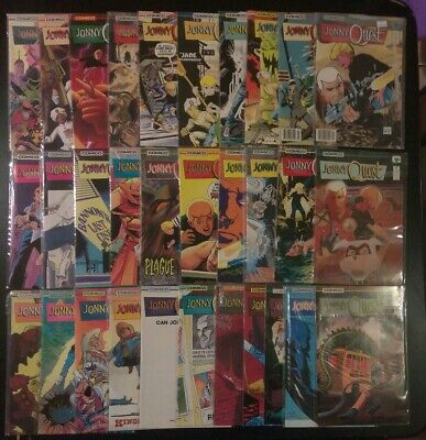 Johnny Quest 1-31 Complete run