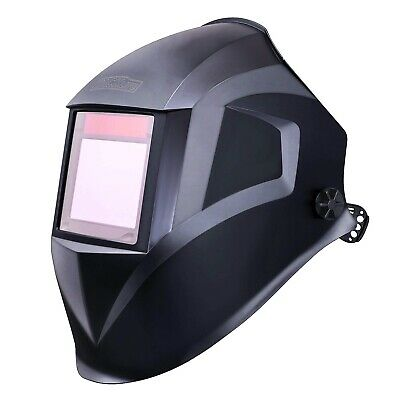 Pro Welding Helmet with Highest Optical Class (1/1/1/1), Larger Viewing Area(3.9