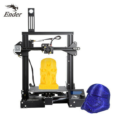 Creality 3D Ender-3X/Ender-3 Pro 3D Printer 220*220*250mm High Precision US Ship