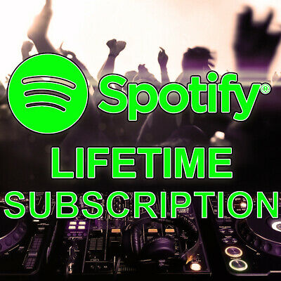 Spotify Premium ¡¡¡LIFETIME!!! Upgrade | Any Account | WorldWide | 24/7