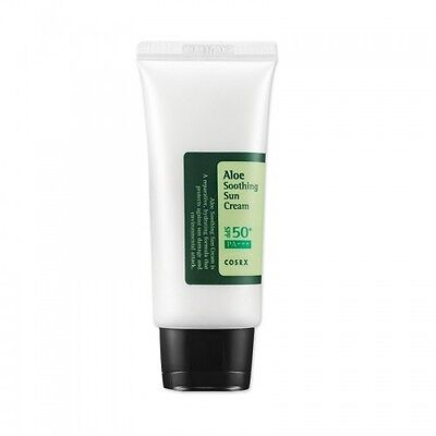 [Cosrx] Aloe Soothing Sun Cream SPF50 PA+++ 50ml Auction
