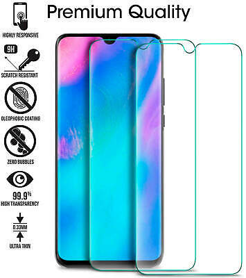 For Huawei Tempered Glass New Full Screen Protector Mate 20 P20 P30 Pro Lite 1/2