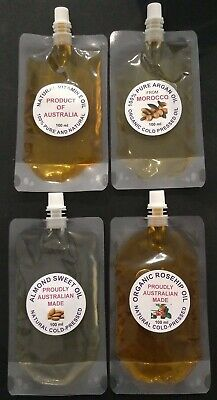 Jojoba Oil Rosehip Oil Argan Oil Vitamin E Oil And Almond Sweet Oil Free Postage