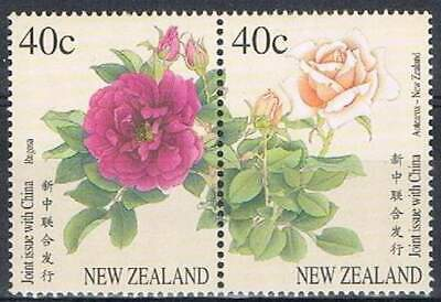 Nieuw-Zeeland postfris 1997 MNH 1638-1639 - Joint issue with China