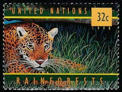 United Nations - New York postfris 1998 MNH 783 - Tijger / Tiger
