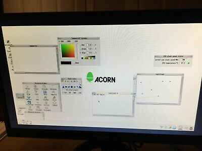 Acorn RISC Machine - Raspberry Pi
