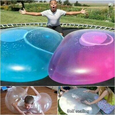 Super Soft Wubble bubble ball Kid Toy Bubble Ball Firm Ball Stretch Transparent