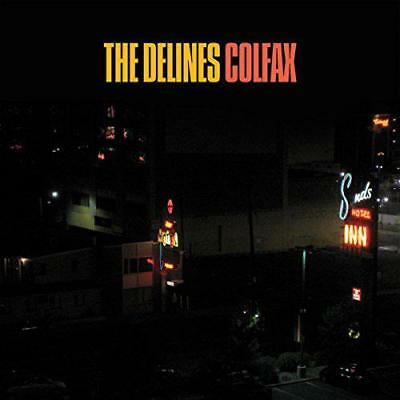 Colfax, The Delines, Audio CD, New, FREE & Fast Delivery