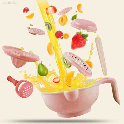90D0 Grinding Rod Baby Food Masher Maker Juicer Fruit Healthy