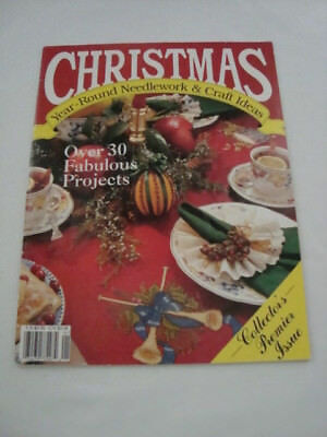 Premier Issue Of Christmas Year Round Needle Work And Craft Ideas