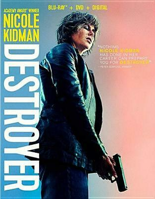 Destroyer - Blu-Ray Region 1 Free Shipping!