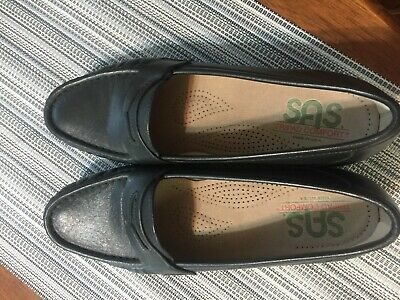 47105f439dc SAS Wink 8S slim extra Narrow beige penny loafers womens ladies flats  134734.  32.91 Buy It Now 28d 13h. See Details. SAS Tripad Comfort Dark  Navy (looks ...