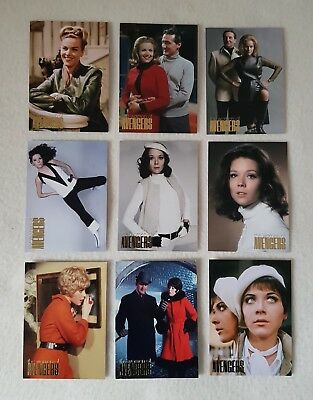 Unstoppable Cards The Women of the Avengers Trading Card Set