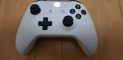Xbox One Microsoft Wireless White Controller 1708